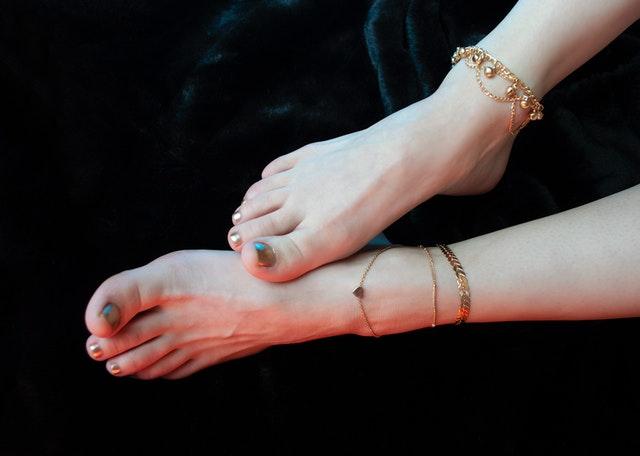 la signification du bracelet de cheville