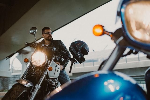 vetement biker