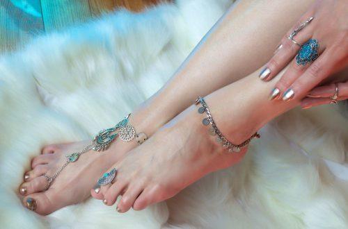 la signification des bijoux de cheville