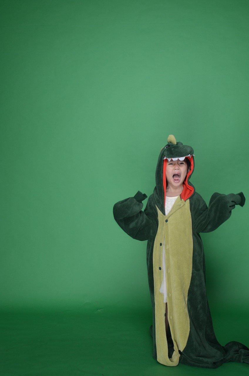 pyjama dinosaure